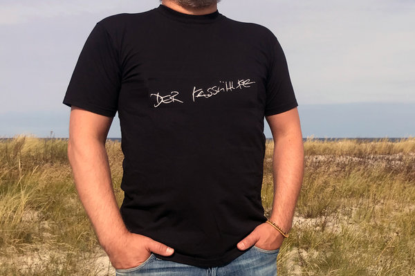 "T-Shirt ""der kassühlke"" - Male"